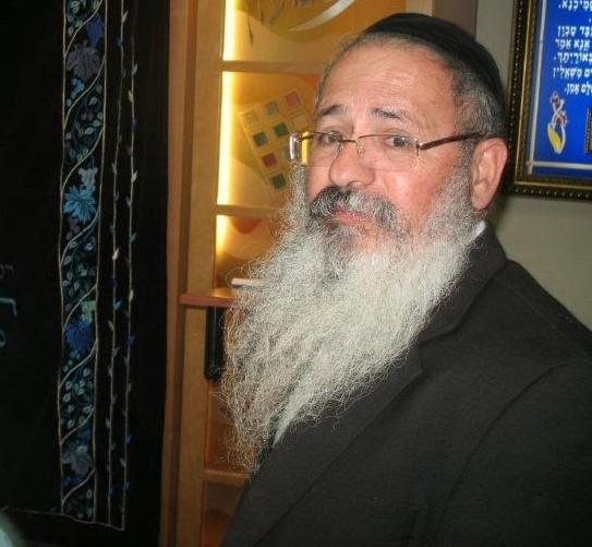 הרב מאיר אלפסי